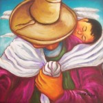 Mother, Gabriela Nunez, scenes from the Andes