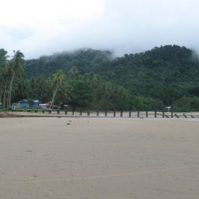Telok Melano Beach
