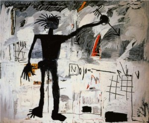 Self Portrait - Basquiat