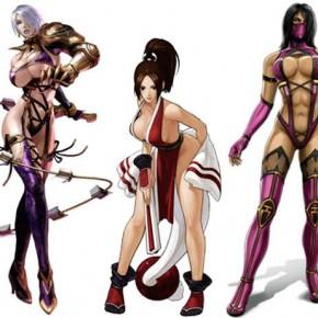 Oversexualized Video Game Women Photo: capcom-unity.com