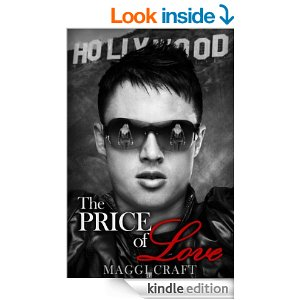 Maggi Craft's book cover for The Price of Love