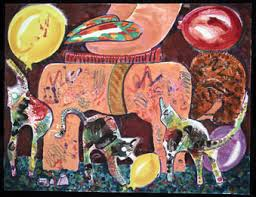 Dana Schutz' Existing to be Touched