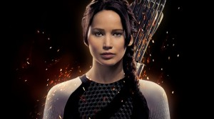 Profile of Katniss from the Hunger Games