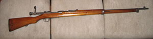 300px-Arisaka_Type_38_rifle used by Burmese soldiers in WWI