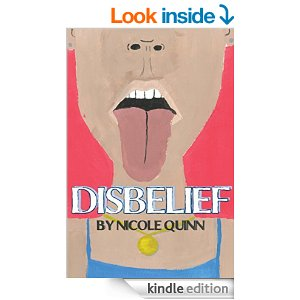 Book cover of Nicole Quinn's Disbelief