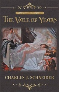 Cover of Charles Schneider's novel