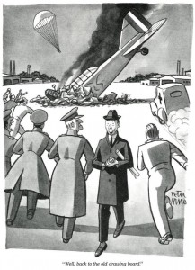 Peter Arno cartoon from the New Yorker, May 1, 1941.