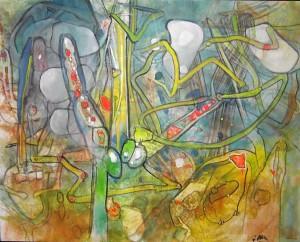 Selfinity, 1995. http://www.nordstamp.com/artists.dir/matta1.html