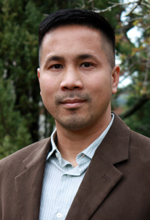 Caleb Cheung, Oakland Unified School District science manager and former middle school science teacher.