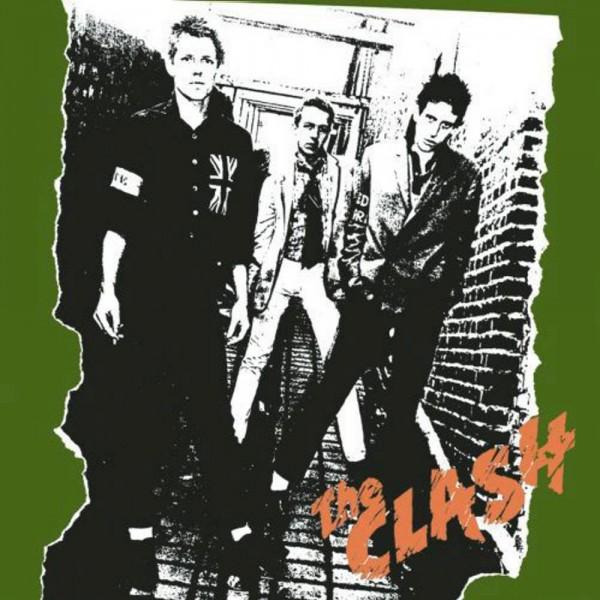 TheClash_firstalbum