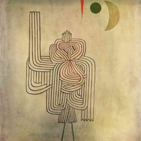 Paul Klee's Departure of a Ghost
