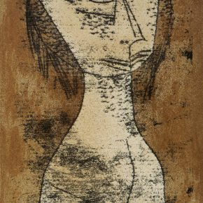 Paul Klee's The Saint of Inner Light