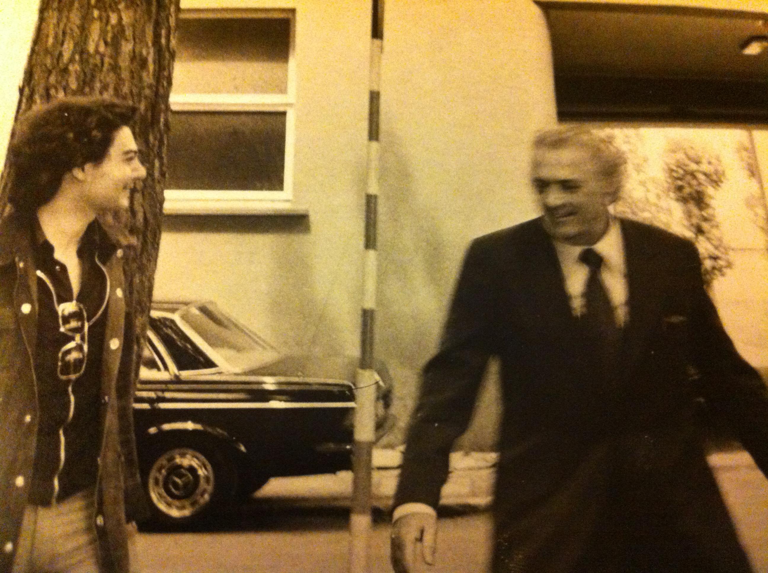 Fellini and Wardal