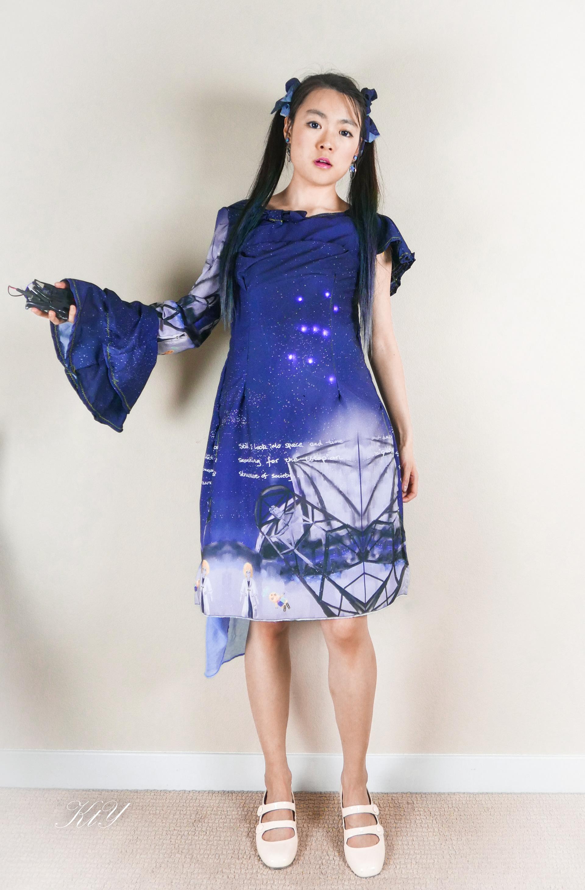 Curie Dress