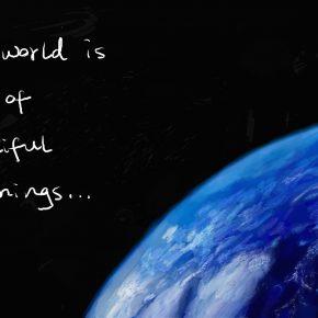 Monologue Earth Ocean Alone