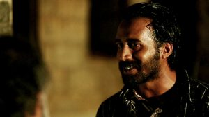"(Still from ""The Painted House - Chaayam Poosiya Veedu"" featuring Indian actor Akram Mohammed)"